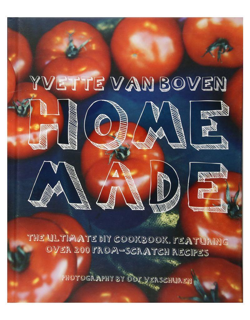 Hachette Home Made Book by Yvette Van Boven
