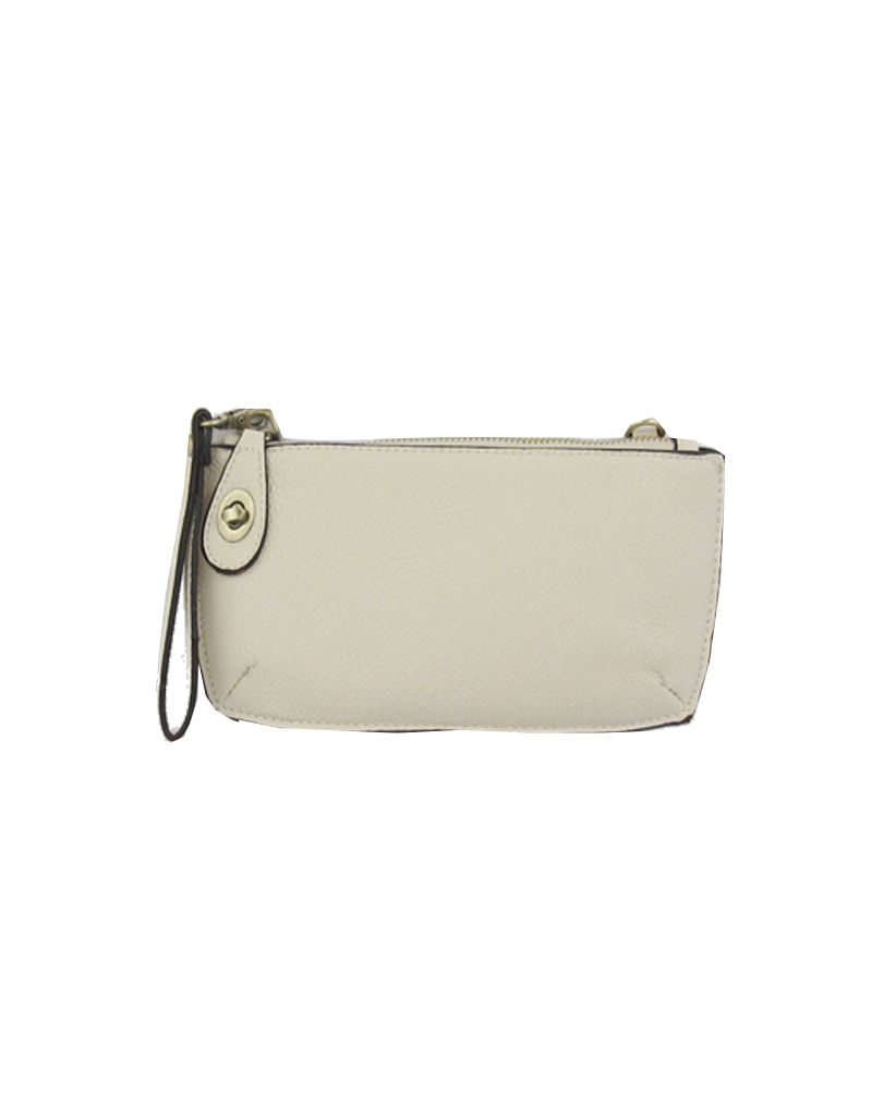 Joy Accessories Mini Crossbody Wristlet