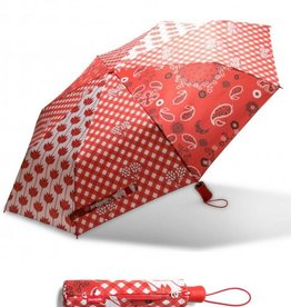 Desigual Dolly Folding Umbrella