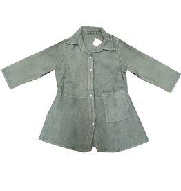 Cut Loose Pocket Shirt