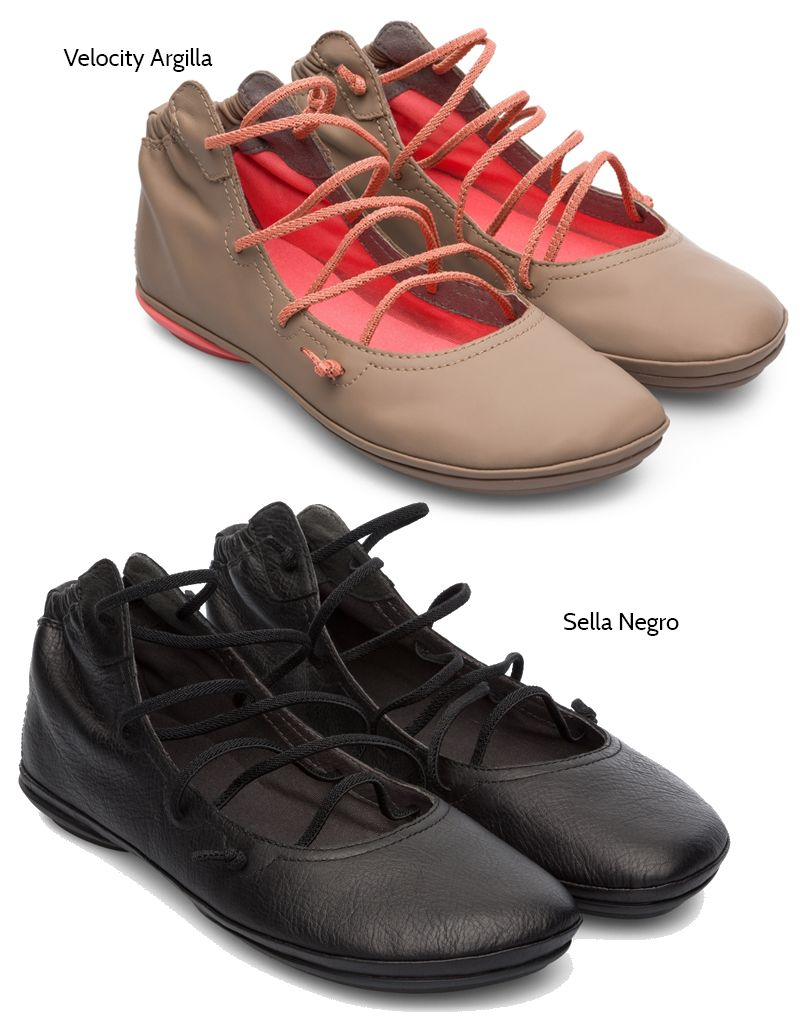 1570e39d5a3909 ... Camper Atlantic Right women s lace-up ankle boots ...