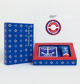 Kala Sea Salt Soap & Hand Cream Gift Box