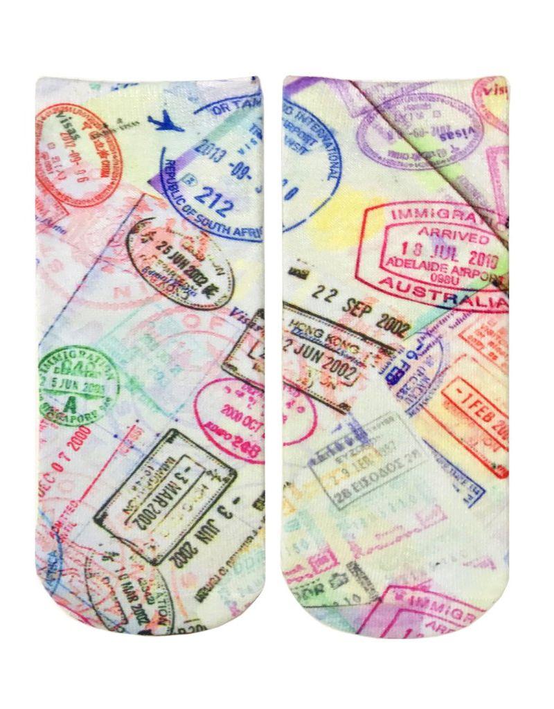 Living Royal Travel Ankle Socks