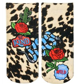 Living Royal Wild Child Ankle Socks