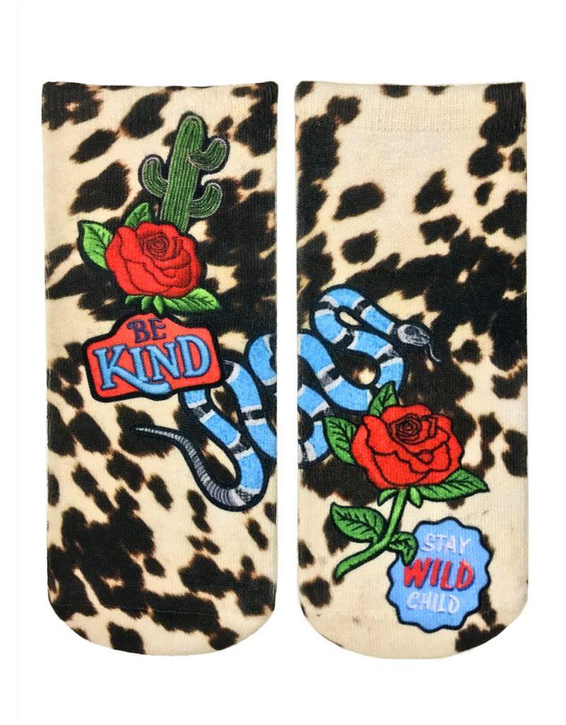 Living Royal Wild Child Ankle Socks