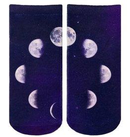 Living Royal Moon Phases Ankle Socks