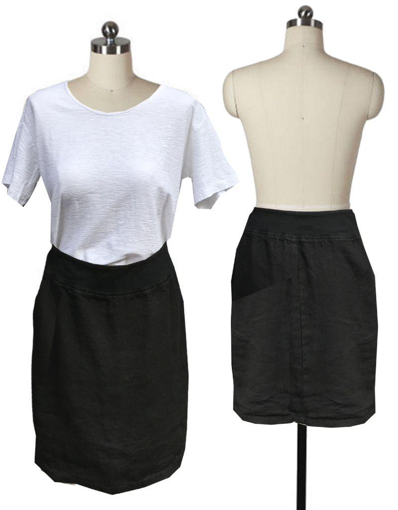 Cut Loose Walking Skirt