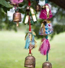 Matr Boomie Sari & Song Long Hanging Bells