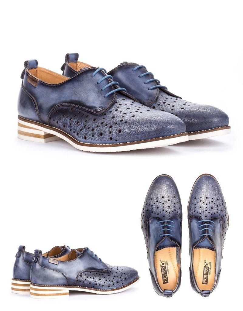 Pikolinos Royal W3S Oxford Leather Shoe
