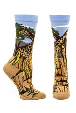 Ozone Designs Giraffe Socks Women's