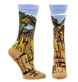 Ozone Designs Giraffe Socks Women's