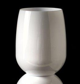 Hester & Cook Stemless wine glasses/White