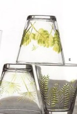 Roost Fern & Frond Glass-Small