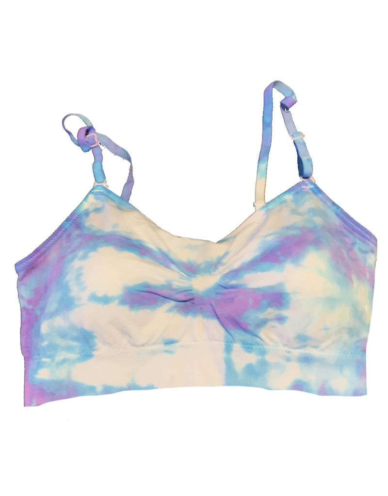 2f8c3d2549 Tie Dye Seamless Bra - Maria Luisa Boutique