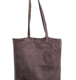 Latico Leathers Scout Leather Tote w/ Studs