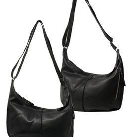 Latico Leathers Jackson Leather Crossbody Bag