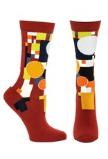 Ozone Designs FLW Coonley Playhouse Women's Socks