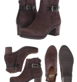 Dansko Hartley Chocolate Nubuck Boot