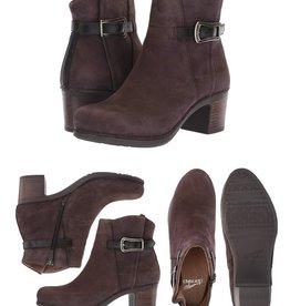 Dansko Hartley Chocolate Nubuck Boot