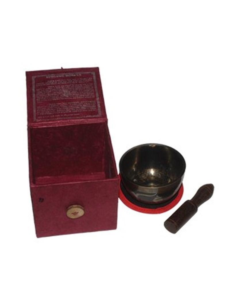 """Kathmandu Imports 2"""" Mini Singing Bowl Gift Set"""