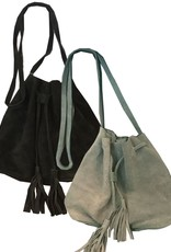 Roost Suave Suede Bucket Bag