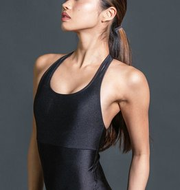W/S Adult Apparel Radiance empire leotard with mesh racerback