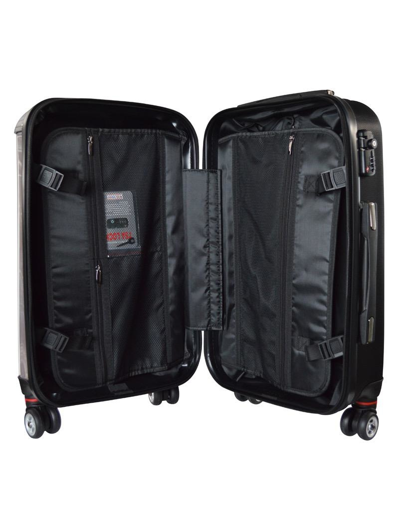 W/S Accessory Carry-On Suitcase