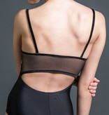 W/S Adult Apparel Dutch Love empire camisole with mesh cut out back
