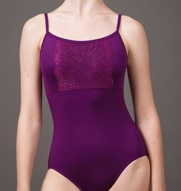 W/S Kid Apparel Holiday lace camisole with pinch back