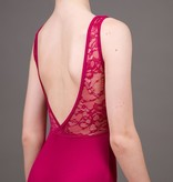 W/S Adult Apparel Holiday bateau neck with lace back