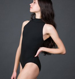 W/S Adult Apparel Mock Turtleneck Leotard
