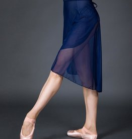 W/S Adult Apparel High low wrap skirt