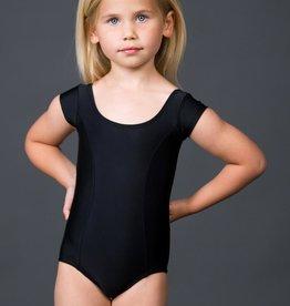 W/S Kid Apparel Cap Sleeve With Princess Seams