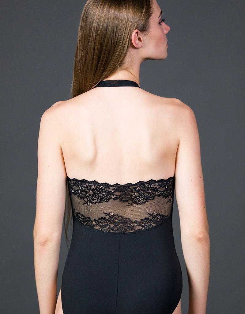 W/S Adult Apparel Summer Halter with Lace Back