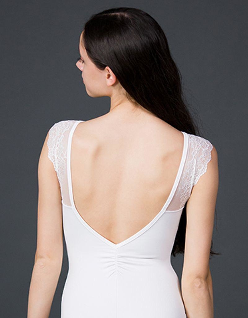 W/S Adult Apparel Summer Lace Flutter Sleeve