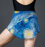 W/S Adult Apparel Pull-on high low skirt