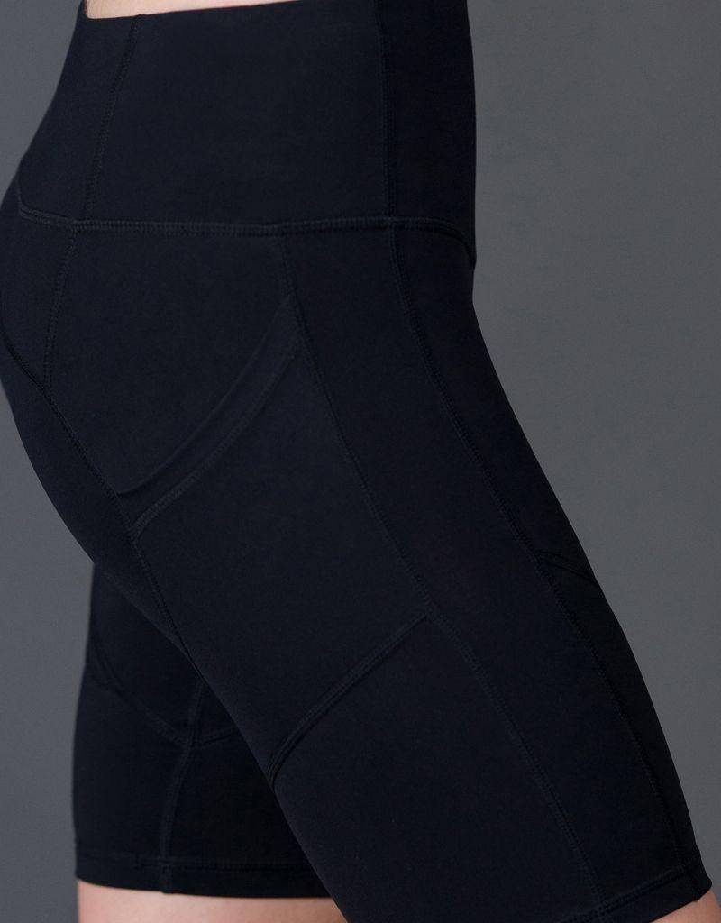 W/S Adult Apparel Pocket Yoga Short
