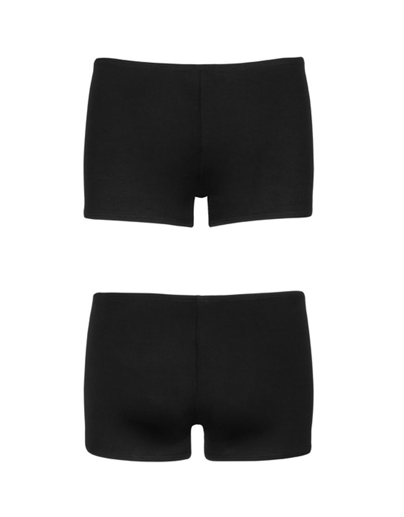 W/S Kid Apparel Basic Straight Waist Bootie Short