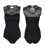 W/S Adult Apparel Lace Faux Bustier