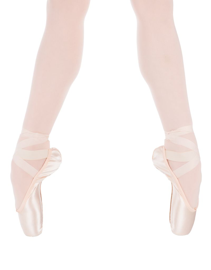 W/S Pointe Shoe Solo Prequel Light