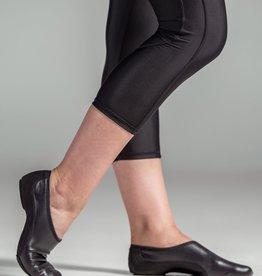W/S Dance Shoe Suede Jazz Shoe- Child Medium