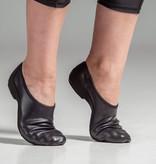 W/S Dance Shoe Suede Split Sole Neoprene Arch Jazz Shoe-CM
