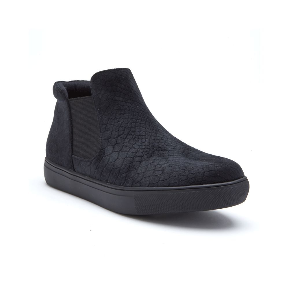 HARLAN SLIP-ON SHOE VELVET