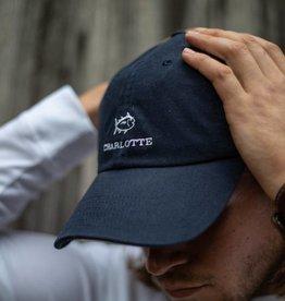 SOUTHERN TIDE SKIPJACK CANVAS HAT- CHARLOTTE