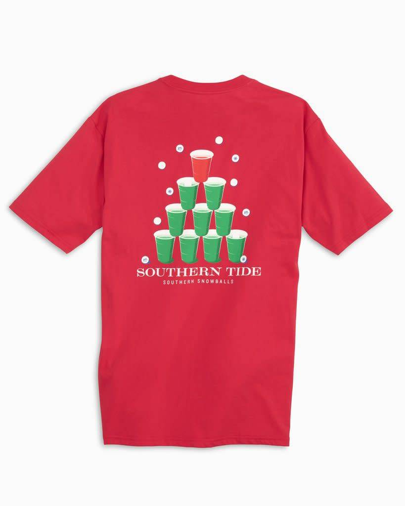 SOUTHERN TIDE SOUTHERN SNOWBALLS TEE