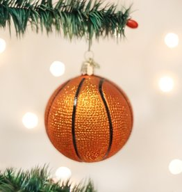 OLD WORLD CHRISTMAS BASKETBALL