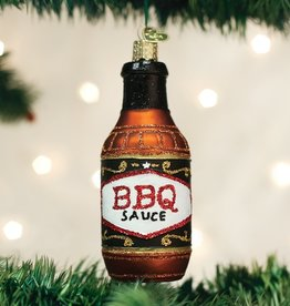 OLD WORLD CHRISTMAS BBQ SAUCE
