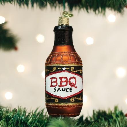 OLD WORLD CHRISTMAS BBQ SAUCE