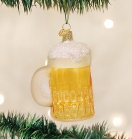 OLD WORLD CHRISTMAS MUG OF BEER