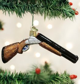 OLD WORLD CHRISTMAS SHOTGUN